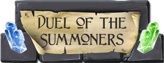 Duel of the Summoners - logo